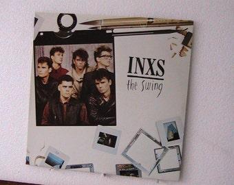 """Vintage INXS Lp """" The Swing"""""""