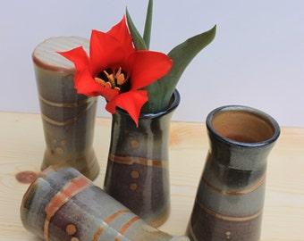 Shino Bud Vase