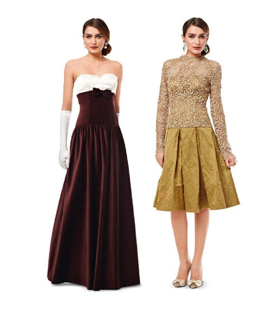Corset Cocktail Dress