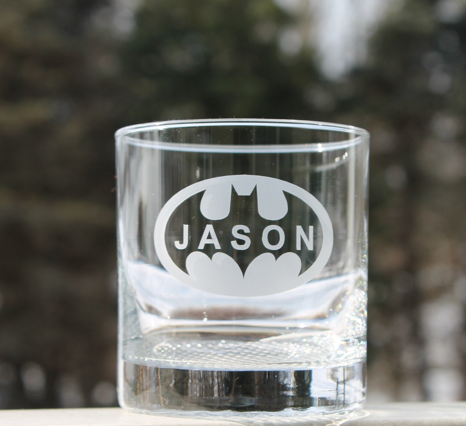 Design Your Own Whiskey Glass
