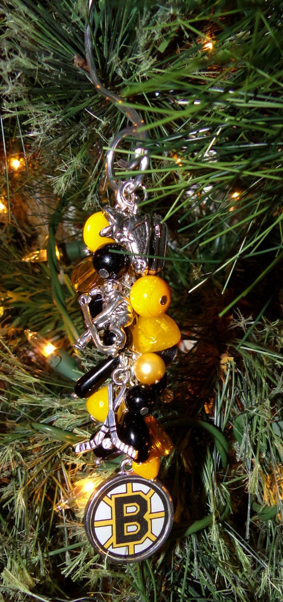 Boston Bruins Ornament