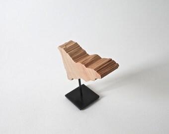 Minimalist Art Reclaimed Wood Art