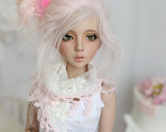 Scarf for doll 1/4 MSD bjd CandyDoll