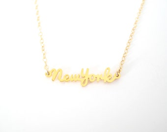 New York Necklace - 1031