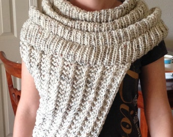 Hunger Games Inspired Cowl