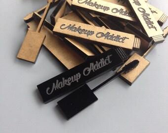 Large Laser Cut Engraved Mascara and Wand 100 piece lot Makeup Addict