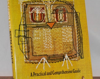 Newnes Complete Needlecraft (c.1969) A Practical and Comprehensive Guide, Retro Needlework, Repurpose, Art and Craft, Scrapbooking