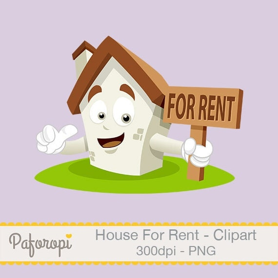 house for rent clipart - photo #10