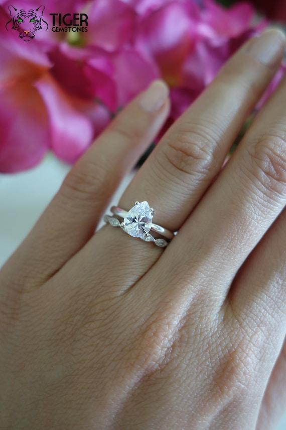 1 Ct Bridal Set