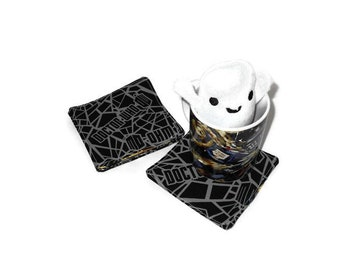 Doctor Who coasters set of 4 ready to ship