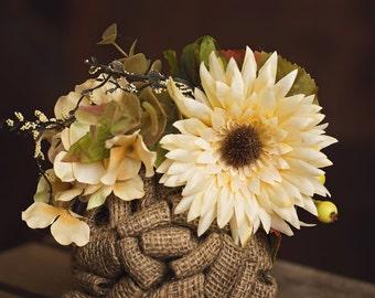 The Keziah Flower Crown