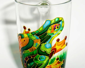 Coffee Mug, Funny mug Frog Cup Gift