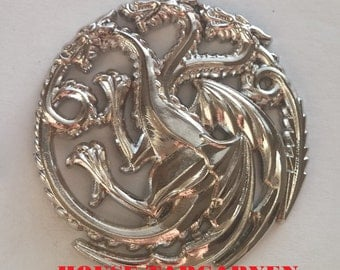 House Targaryen 3D Pin Game of Thrones