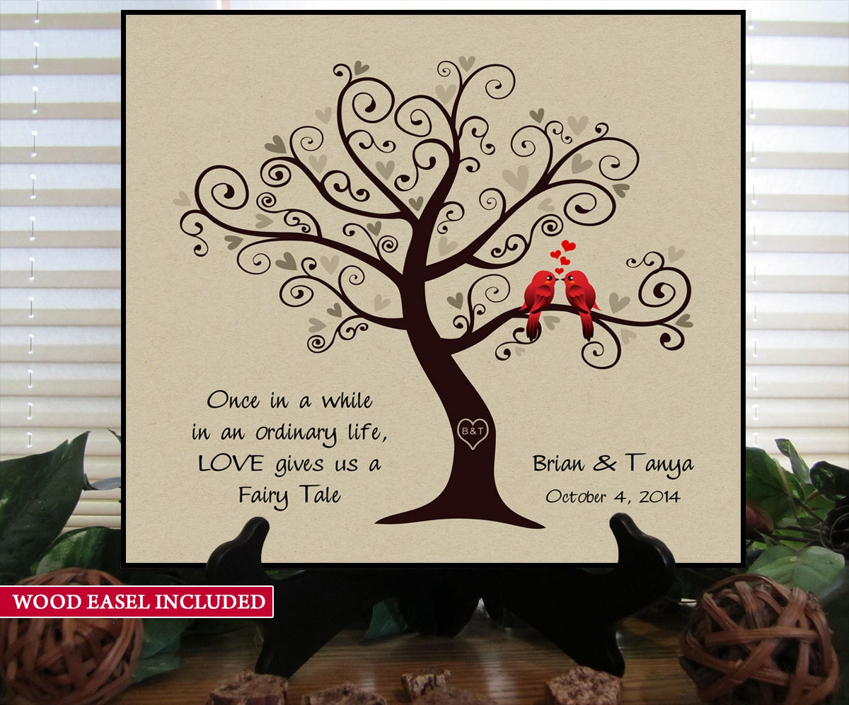 Wedding Anniversary Gifts For Couples: SKFT Personalized Wedding Gift For Couples Gift For Her Him