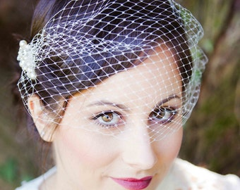 Veil wedding retro vintage