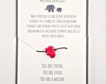 Red Miscarriage Bracelet, Miscarriage Jewelry, Miscarriage Remembrance, Miscarriage Gift, Miscarriage Keepsake, Stillbirth, Stillborn