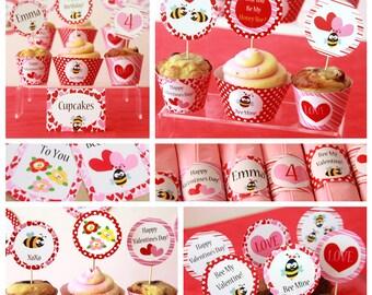 Valentine Birthday Etsy