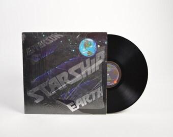 "JEFFERSON STARSHIP - ""Earth"" vinyl record"