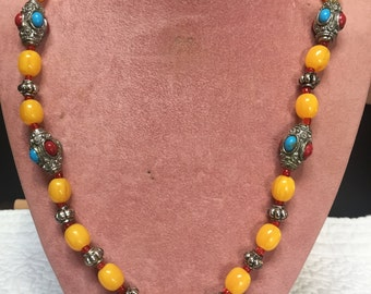 Indian Inspired Necklace