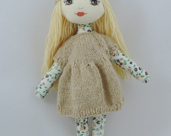 miniDollisia – little cloth doll