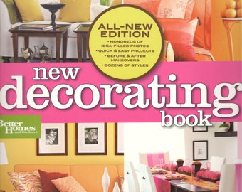 New Decorating Book (Better Homes and Gardens Home), Meredith 2007