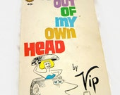 Cartoons Out of My Own Head By VIP (Virgil F. Partch) 1964 First Printing