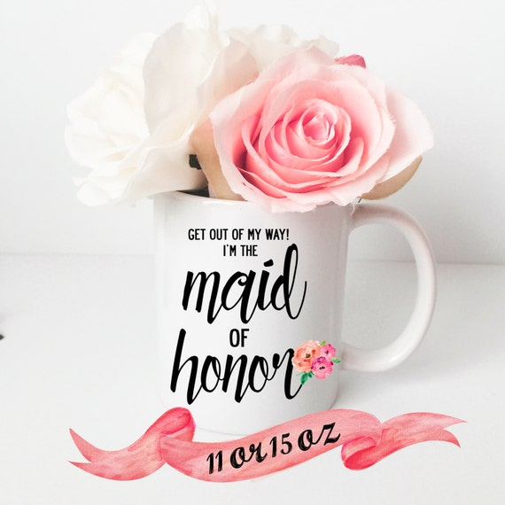 cute maid of honor quotes
