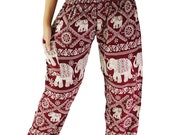 Boho Clothing Plus Size Pants Plus size pants Handmade