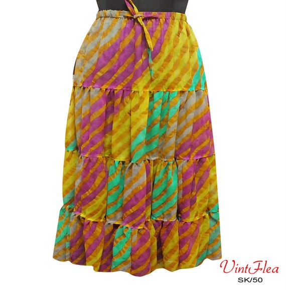 maxi skirts indian wrap skirts georgette skirts by