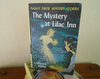 Nancy Drew The Mystery at Lilac Inn Nancy Drew Mystery Series # 4
