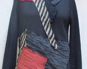 Art To Wear Handmade Sweater