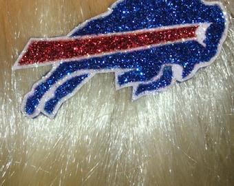 Buffalo Bills barrette