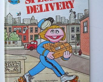 Sesame Street Special Delivery 1980