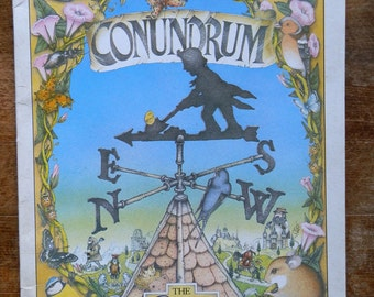 Vintage 1984 Conundrum - The Cadbury's Creme Egg Mystery by Don Shaw