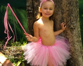 Tutu Princess Set - Pink Tutu - Pink fairy Princess Set
