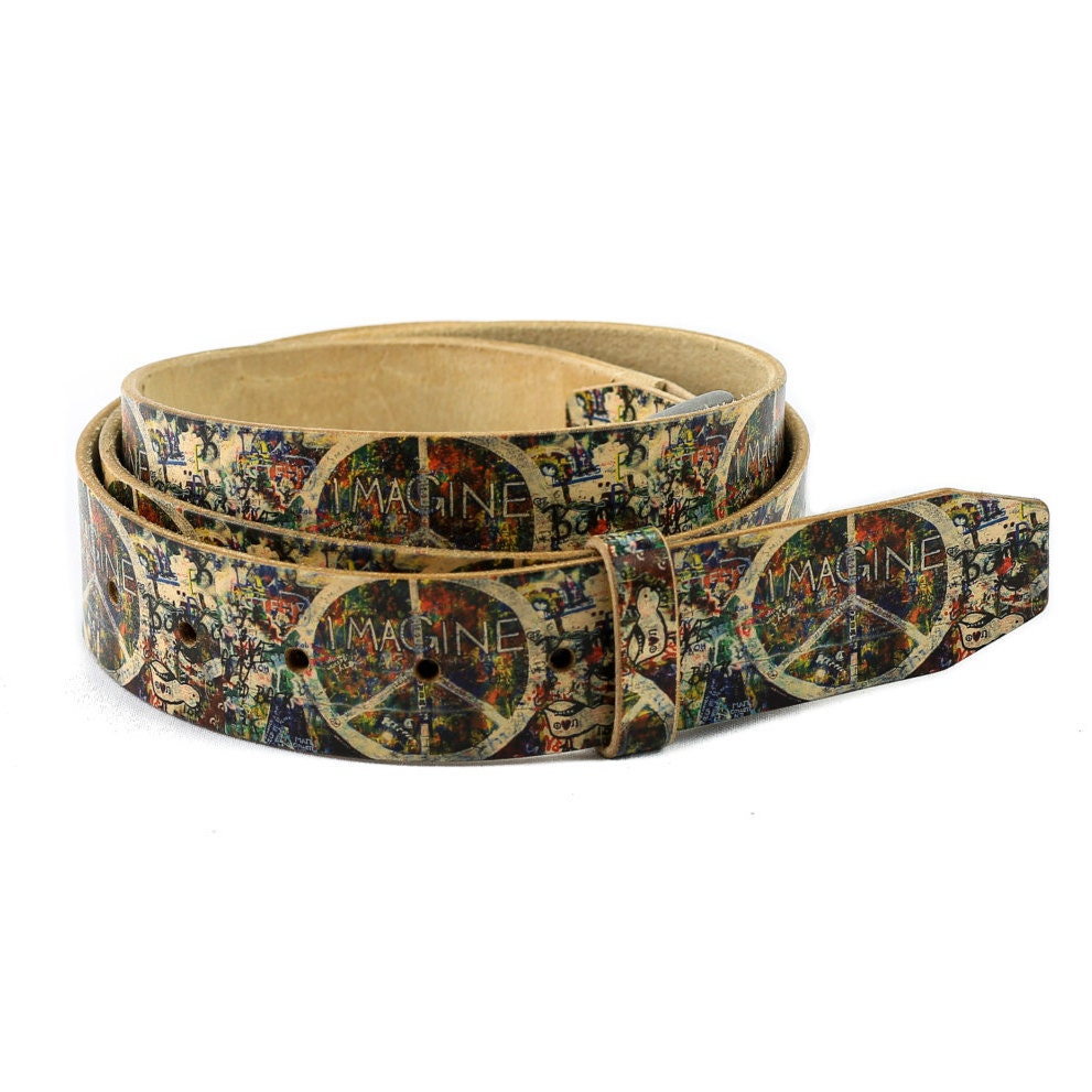 leather belts mens and s handmade by unitedstreetsofart
