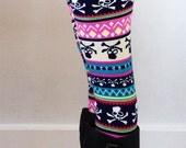 FREE SHIPPING for 2 ! Womens leggings, yoga Leggings, printed leggings, Christmas Leggings, workout Leggings, aztec leggings, skull leggings