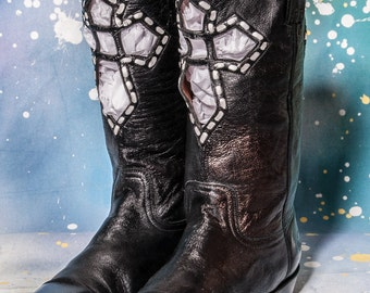 Cross COWBOY BOOT Women's Size 8
