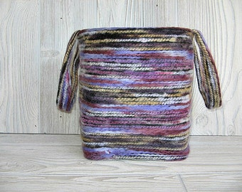 Tote Bag / 3 in 1 Diaper Bag Tote / Purse / Organizer / Fabric Basket / Home & Living Basket/ Back to School