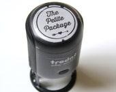 Self-Inking Logo Stamp - Custom Logo Stamp - Etsy Shop Supplies - Branding Marketing Stamp