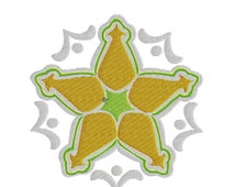 Kingdom Hearts Wayfinder Emblem - Embroidery Machine Design File