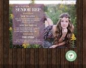 INSTANT Download Senior Rep Program Template - E44