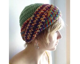 Crochet PATTERN- Tizzy II Cloche Hat  - sizes Toddler - Adult