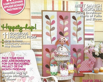 Australian Homespun Magazine Past Issue - Number 106 - Volume 13 Number 3 - Easter