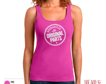 Womens Workout Clothes, Workout Tank, Mom Tank Top, Fit Mom Shirt, Mom Tank, Racerback Tank, Original Parts, Running Mom, Mom Birthday Gift