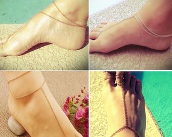 Gypsy Anklet