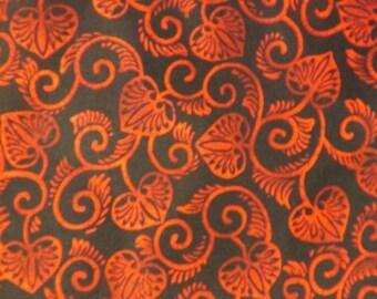 Alexander Henry Kyoto Hollyhock Cotton Fabric BTY