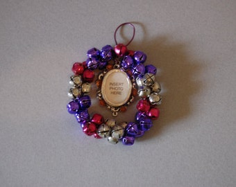 Mini Jingle Bells Wreath