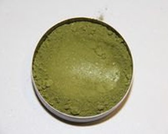 Lime Mineral Makeup Loose Eye Shadow
