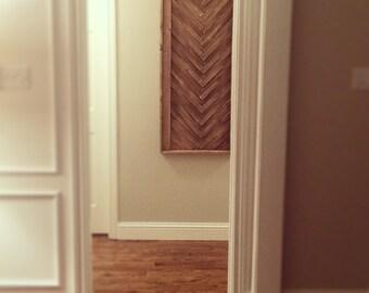Handmade Wood Art | rustic | reclaimed | art | wood